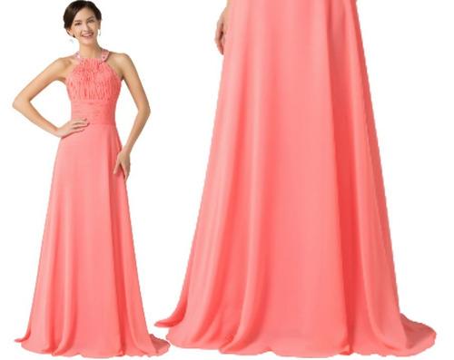 vestido de fiesta - gala - noche 0101176  elbauldecorina