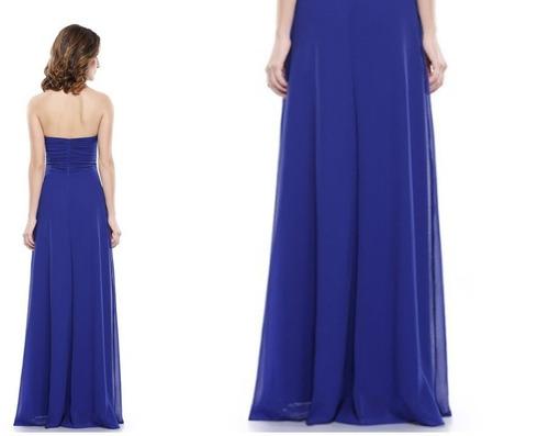 vestido de fiesta - gala - noche 0101179  elbauldecorina