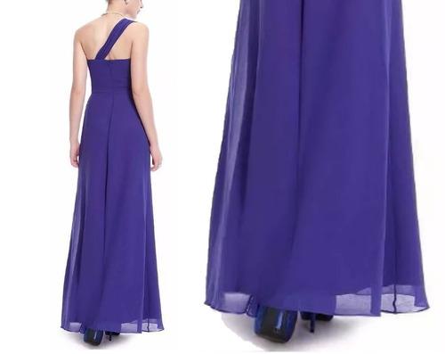 vestido de fiesta - gala - noche  (010168) elbauldecorina