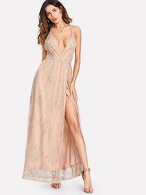 ef610dd658b Vestidos Fiesta Invierno - Vestidos de Fiesta de Mujer Piel en ...