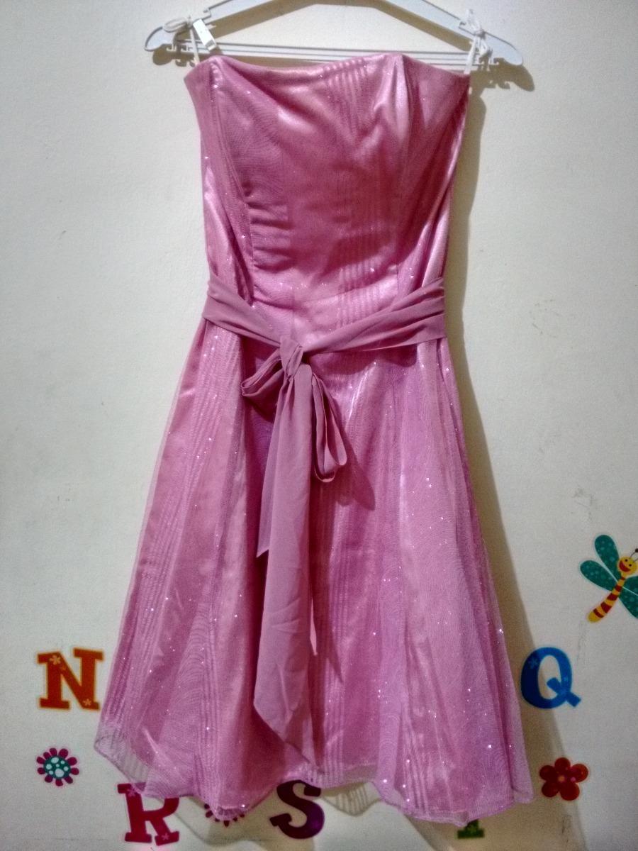 Vestido De Fiesta, Graduacion O 15 Años. Talla 16 - Bs. 7.000.000,00 ...