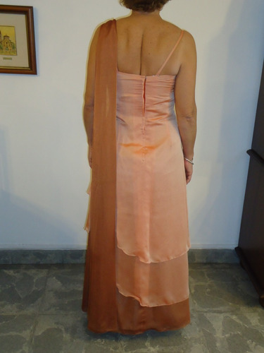 vestido de fiesta - ideal madrina