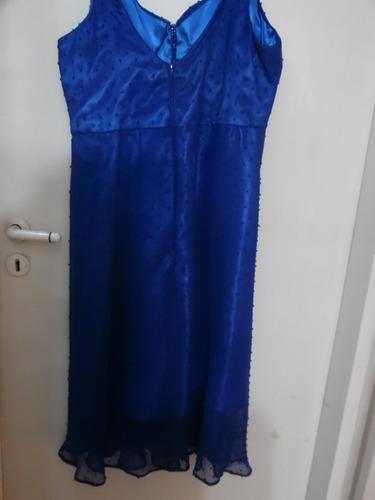 vestido  de fiesta impecable