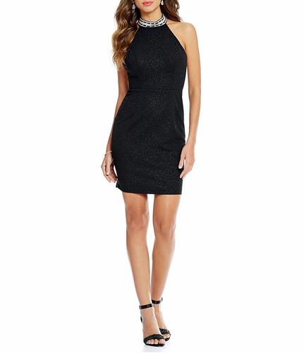 vestido de fiesta importado de usa talle xs