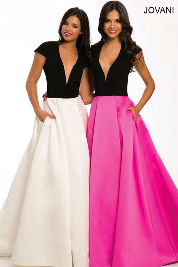 Vestido De Fiesta Jovani - $ 5,500.00 en Mercado Libre
