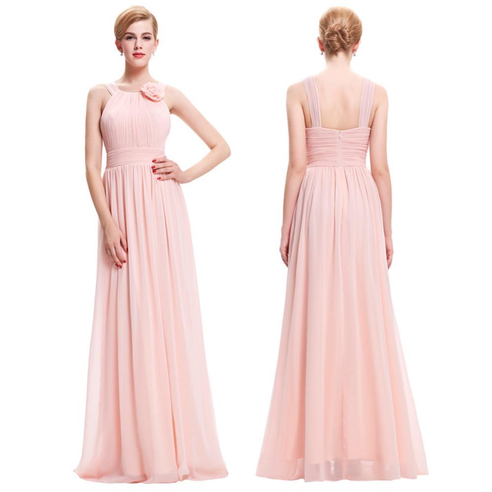 Lujoso Vestidos De Dama Caen Molde - Colección de Vestidos de Boda ...