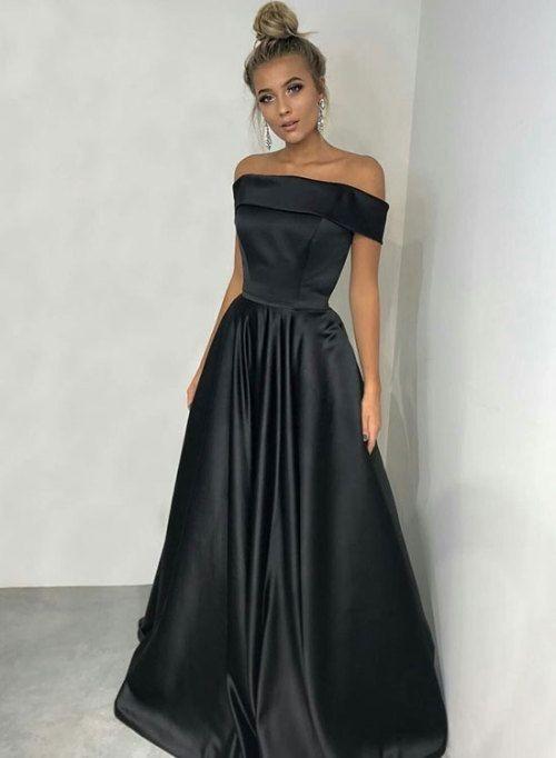 Como hacer un vestido largo acampanado