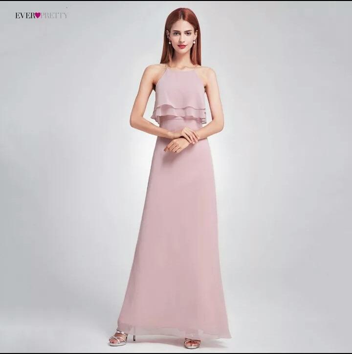 139f7ef74 Vestido De Fiesta Largo Importados Y Elegantes - S  210