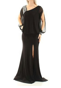 956a9255d1fde Vestido Negro Manga Larga - Vestidos de Mujer en Mercado Libre Uruguay