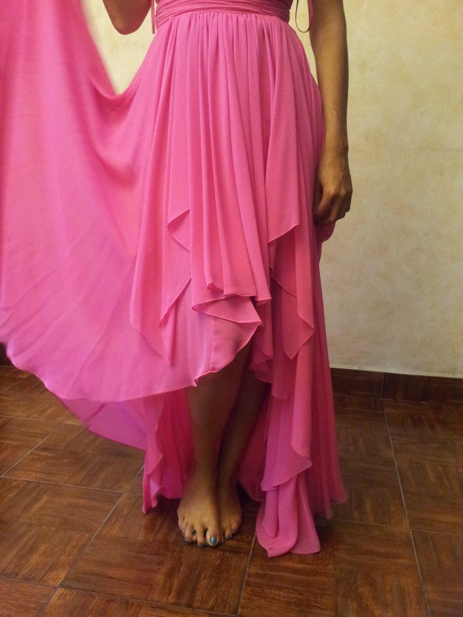 Vestido De Fiesta Marca Cache - $ 3,000.00 en Mercado Libre