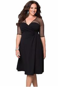 341281f776 Vestidos Talla Extra - Vestidos de Mujer en Mercado Libre México