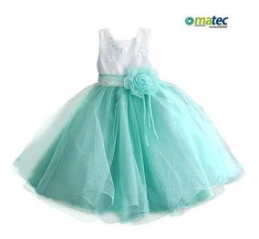 Vestido De Fiesta Niña 5 Años
