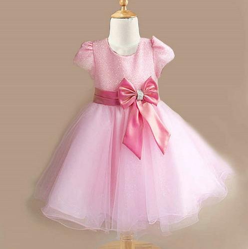 vestido de fiesta niñas