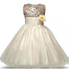 Vestido De Fiesta Niñas De 0 A 14 Años