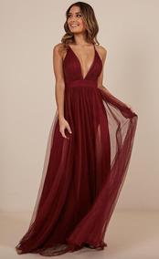 0e9a457cd2f0 Vestidos Elegantes Rosa Palo - Vestidos de Mujer Bordó en Zapopan en ...