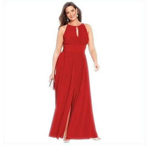 vestido de fiesta noche largo tallas extra grandes 1659