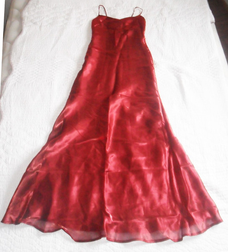 vestido de fiesta o recepcion