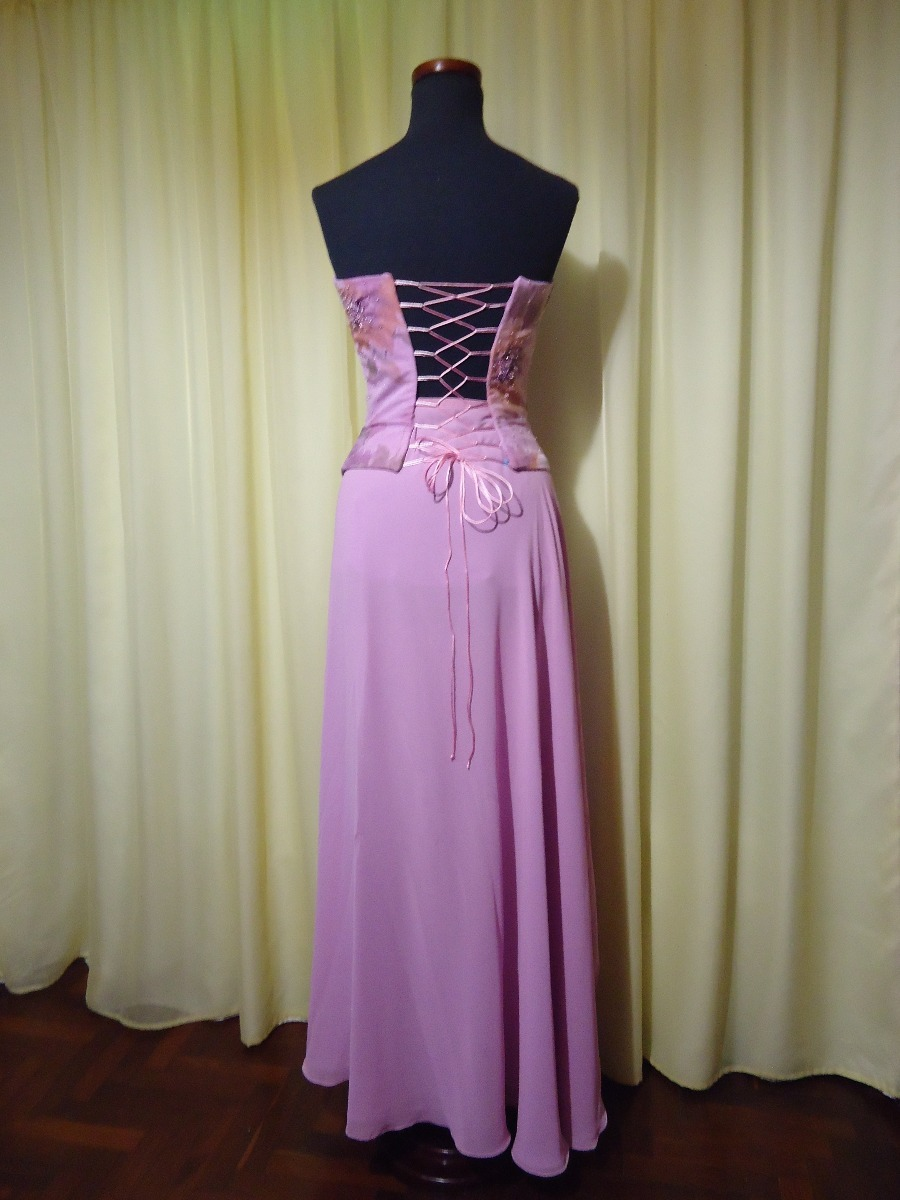 Contemporáneo Dos Piezas De Vestido De Dama Ornamento - Vestido de ...