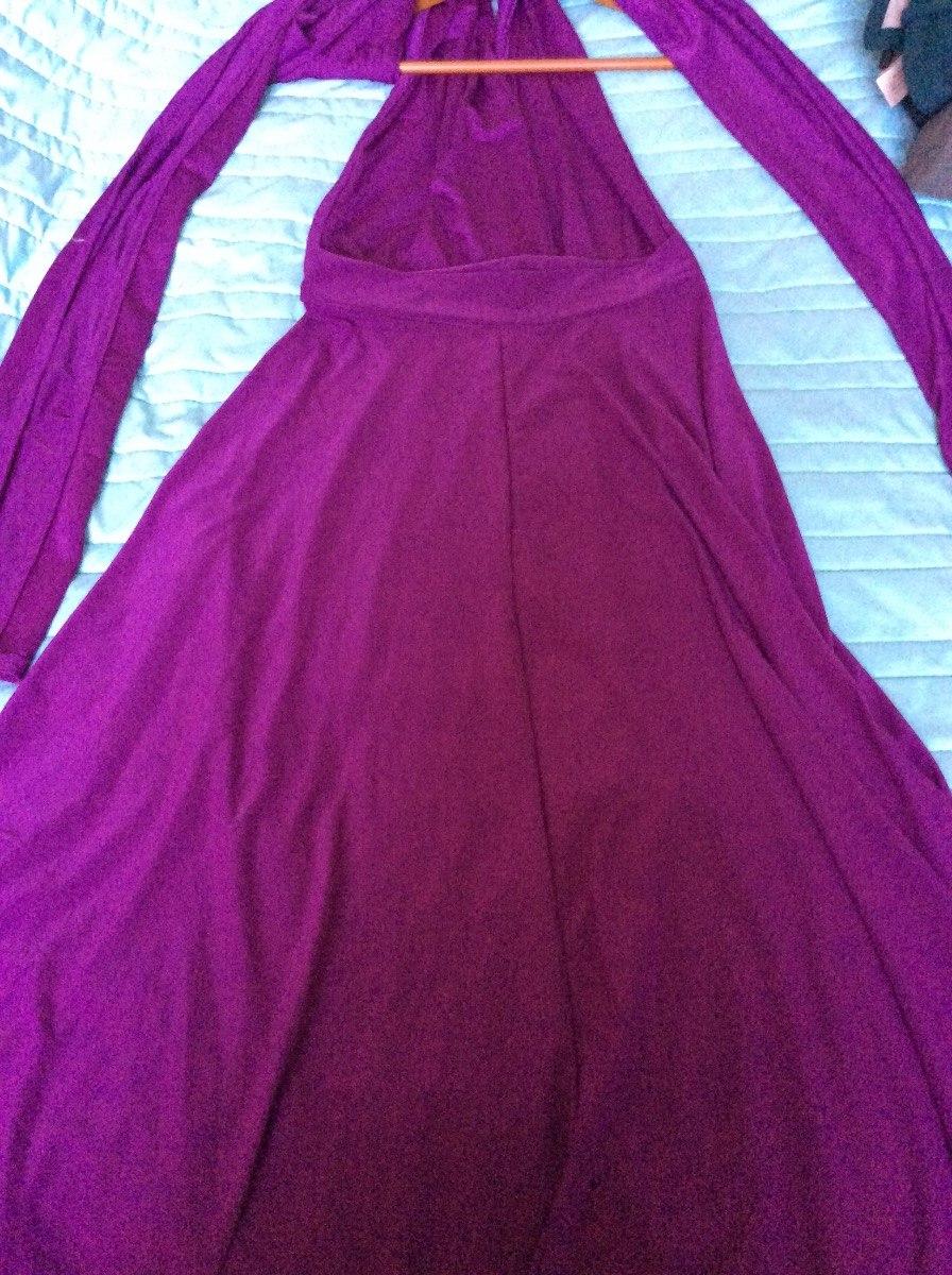Vestido De Fiesta Para Dama De Honor O Graduación - $ 600.00 en ...