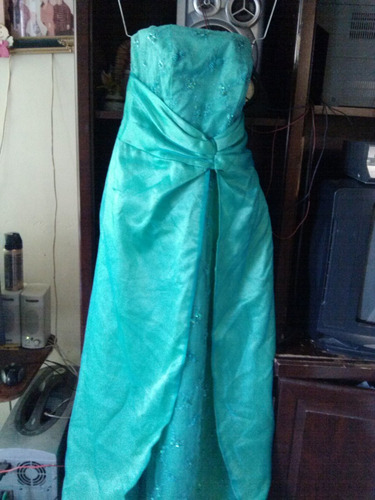vestido de fiesta para dama talla 11