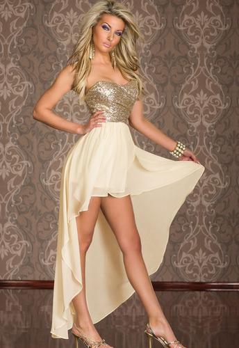vestido de fiesta para graduacion, gala, matrimonio straples