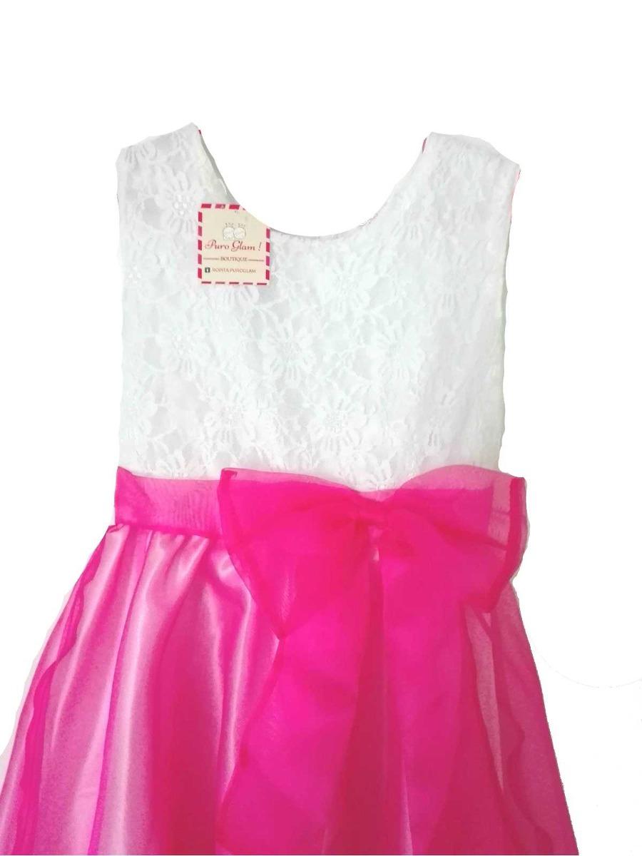 Vestido De Fiesta Para Nena Modelo Shine Ver Envio Gratis - $ 450,00 ...