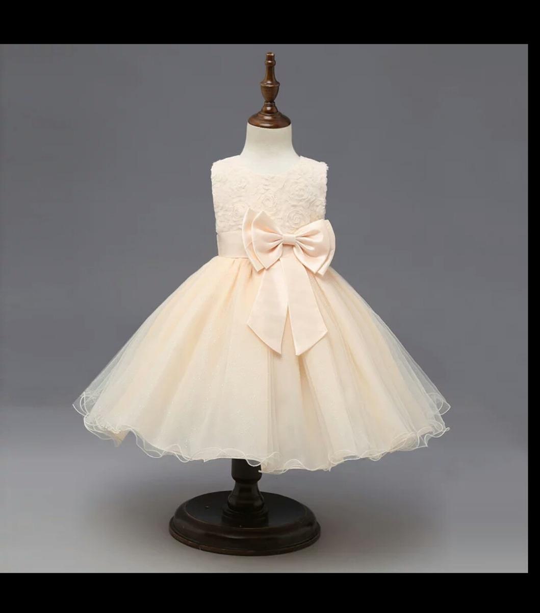 Vestido De Fiesta Para Niña 5 Y 6 Años