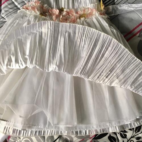 vestido de fiesta para niña. boda, bautizo, cortejo