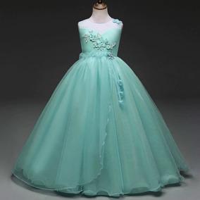 Vestido De Fiesta Para Niña Talla 13 14