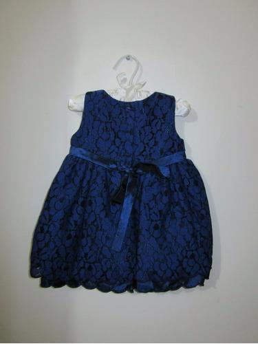 vestido de fiesta para niña talla 18 meses