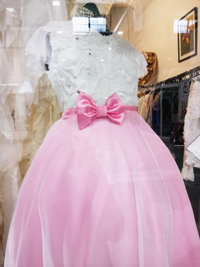 Vestido De Fiesta Para Niña 1576c83f588b