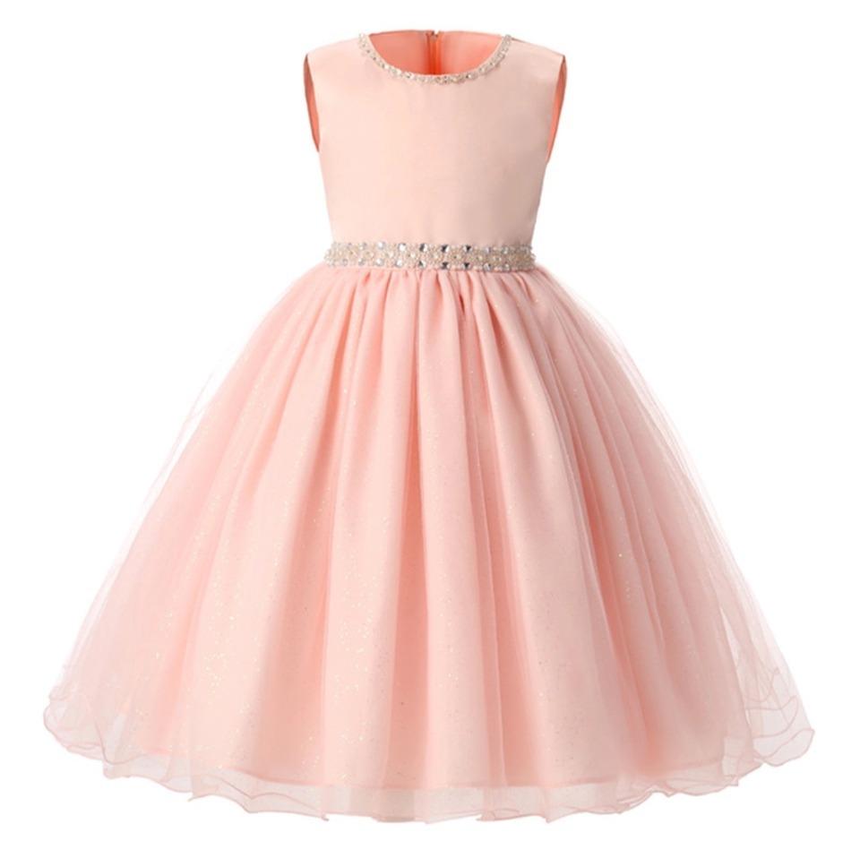 Vestido De Fiesta Para Niñas - S/ 130,00 en Mercado Libre