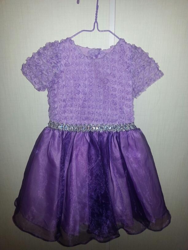 Vestido De Fiesta Para Niñas - Bs. 2.500.000,00 en Mercado Libre