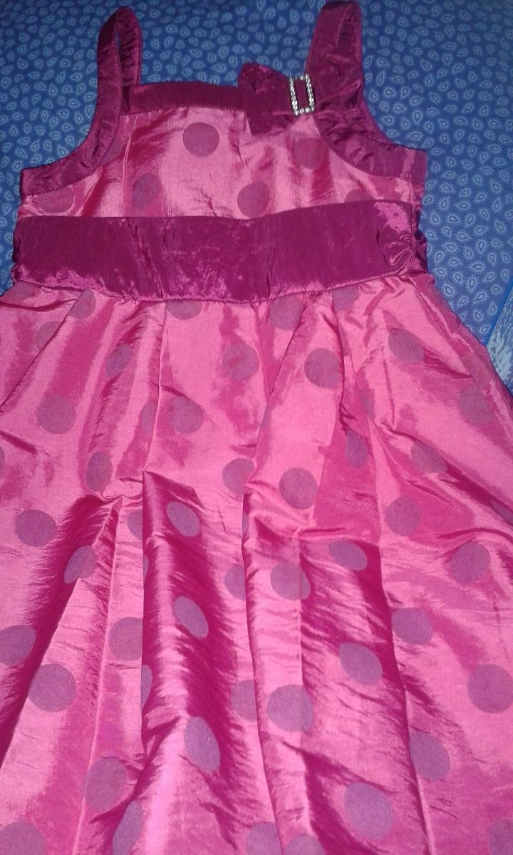 Vestido De Fiesta Para Niñas Talla 4-5 Años - Bs. 12.000.000,00 en ...