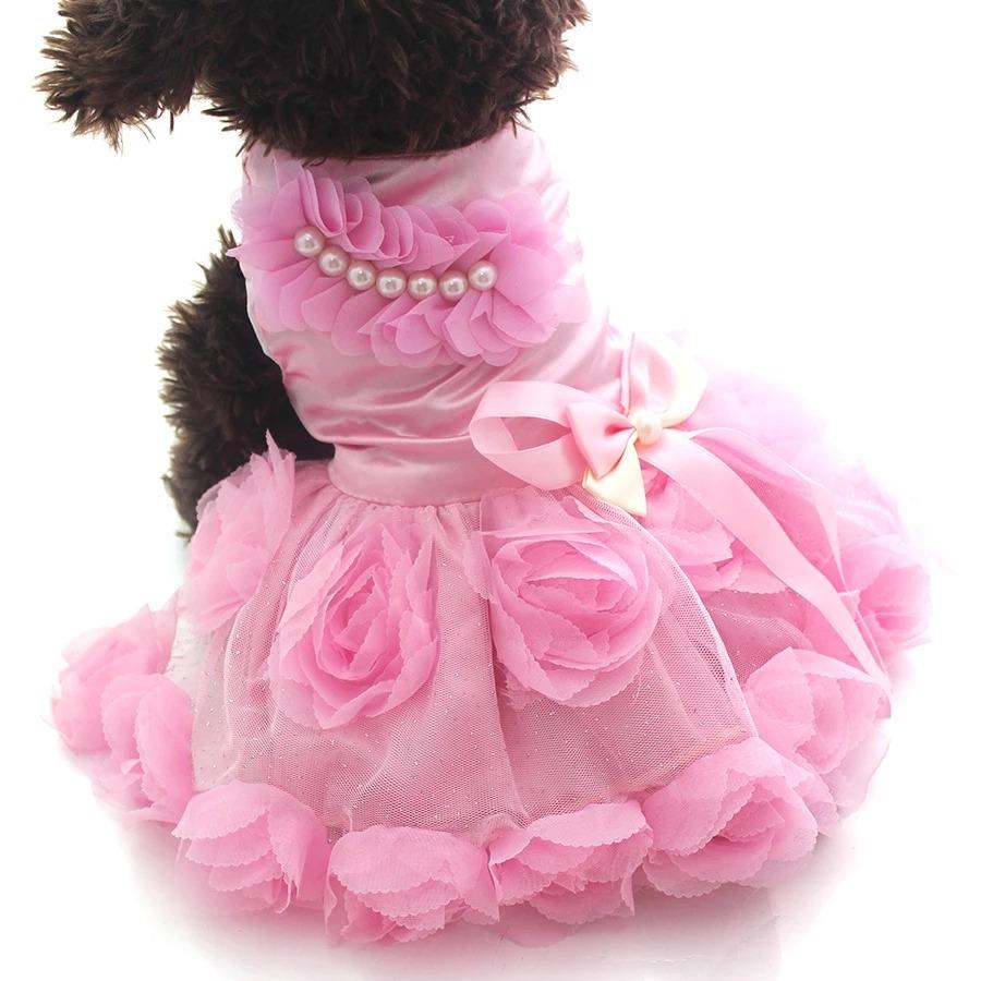 Encantador Vestidos De Fiesta Para Perros Cresta - Colección de ...