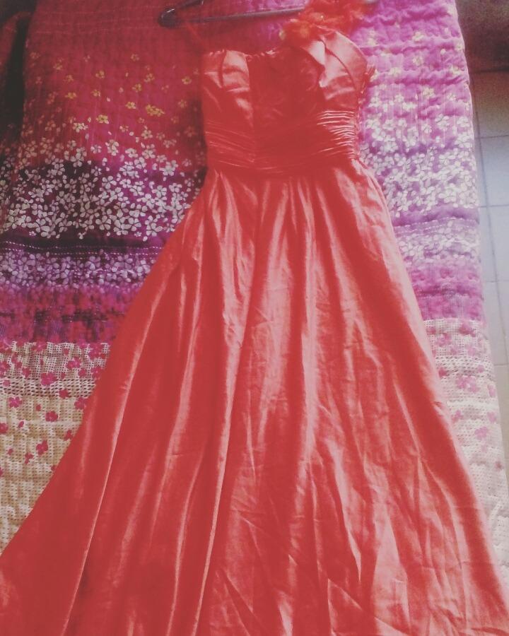 Vestido De Fiesta Recepcion - $ 800,00 en Mercado Libre