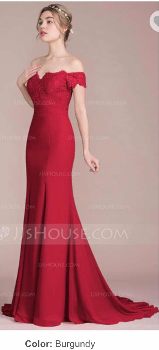 Vestido De Fiesta - Rojo - Matrimonio - Elegante - S/ 400,00 en ...