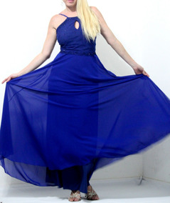 97baa71f5 Hermosos Vestidos De Paisana Y - Vestidos Azul en Mercado Libre Argentina