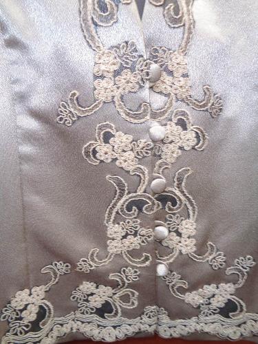 vestido de fiesta señora