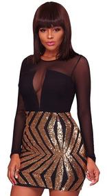 Vestido Coppel Vestidos Largos Mujer Vestidos De Mujer De