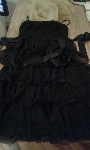 vestido de fiesta (sin uso) + chal!