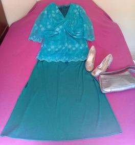 66562a516a7 Zapatos De Fiesta Verde Esmeralda - Ropa y Accesorios en Mercado ...