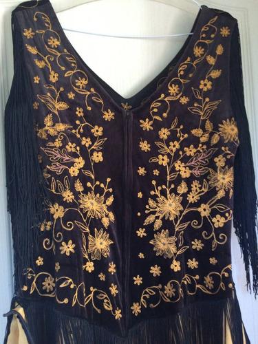 vestido de flamenco de diseño exclusivo