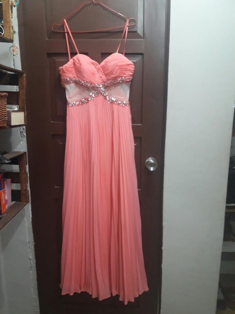 b3614fcd4 vestido de gala americano nuevo. Cargando zoom.