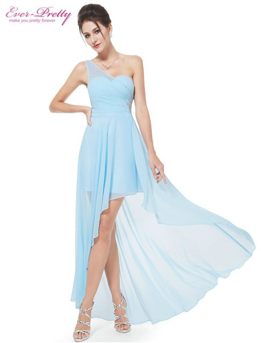 vestido de gala con diseño strass para dama (por encargue)