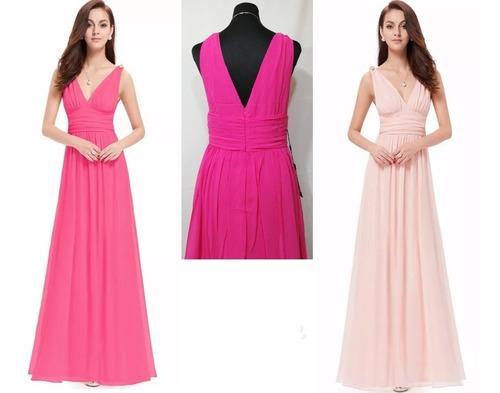 vestido de gala - fiesta - noche  0101147  elbauldecorina