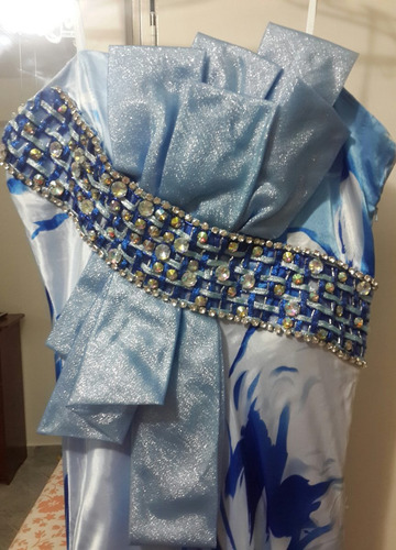 vestido de gala/ importado usa / talla l