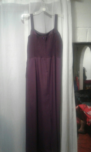 vestido de gala nuevo