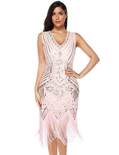 4c80481e3 Vestido De Gala Para Fiesta Baile Color Rosa Marca Meilun ...