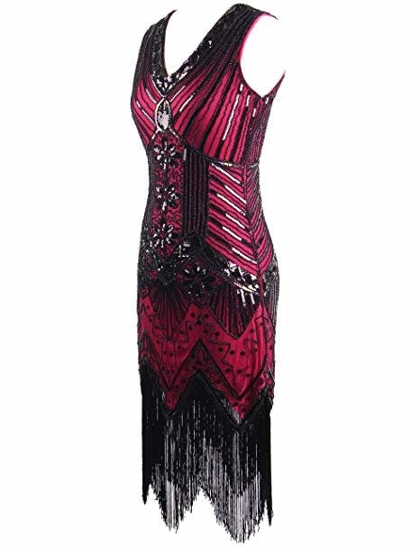 ce0fd65aa Vestido De Gala Para Fiesta Baile Rosa Rojo Marca Meilun ...